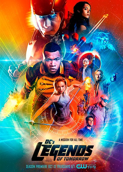 Legends of Tomorrow 2ª Temporada
