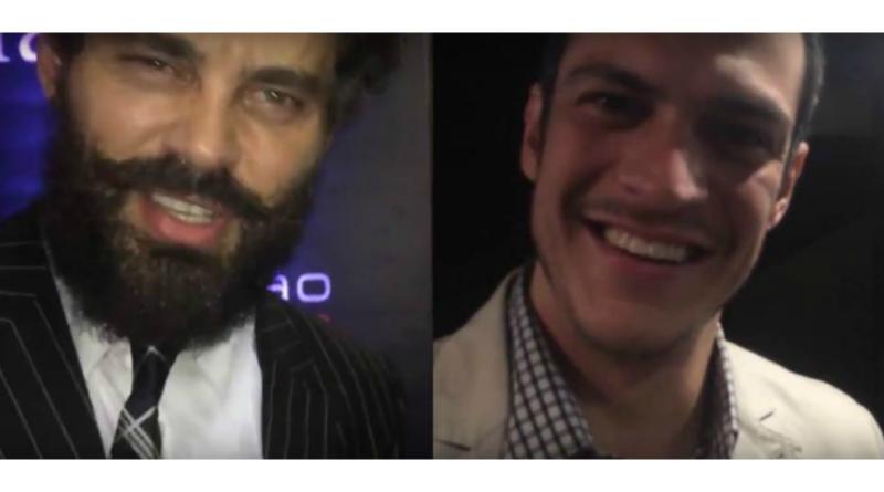 Nerds? Entrevistamos Mateus Solano e Carmo Dalla Vecchia no Prêmio Arte Qualidade Brasil