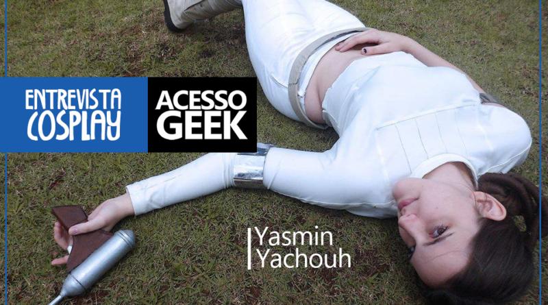 Entrevista Cosplay | Yasmin Yachouh