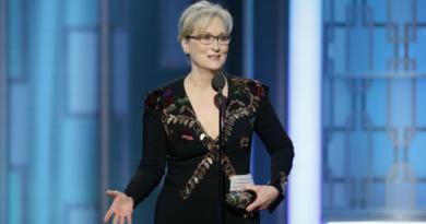 Globo de Ouro | Confira os vencedores e o emocionante discurso de Maryl Streep na premiação