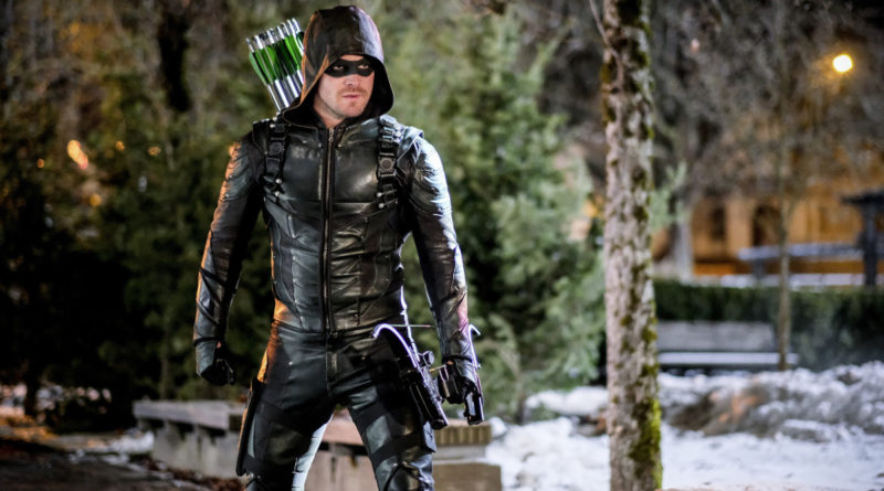 Arrow registra a sua PIOR marca histórica em audiencia
