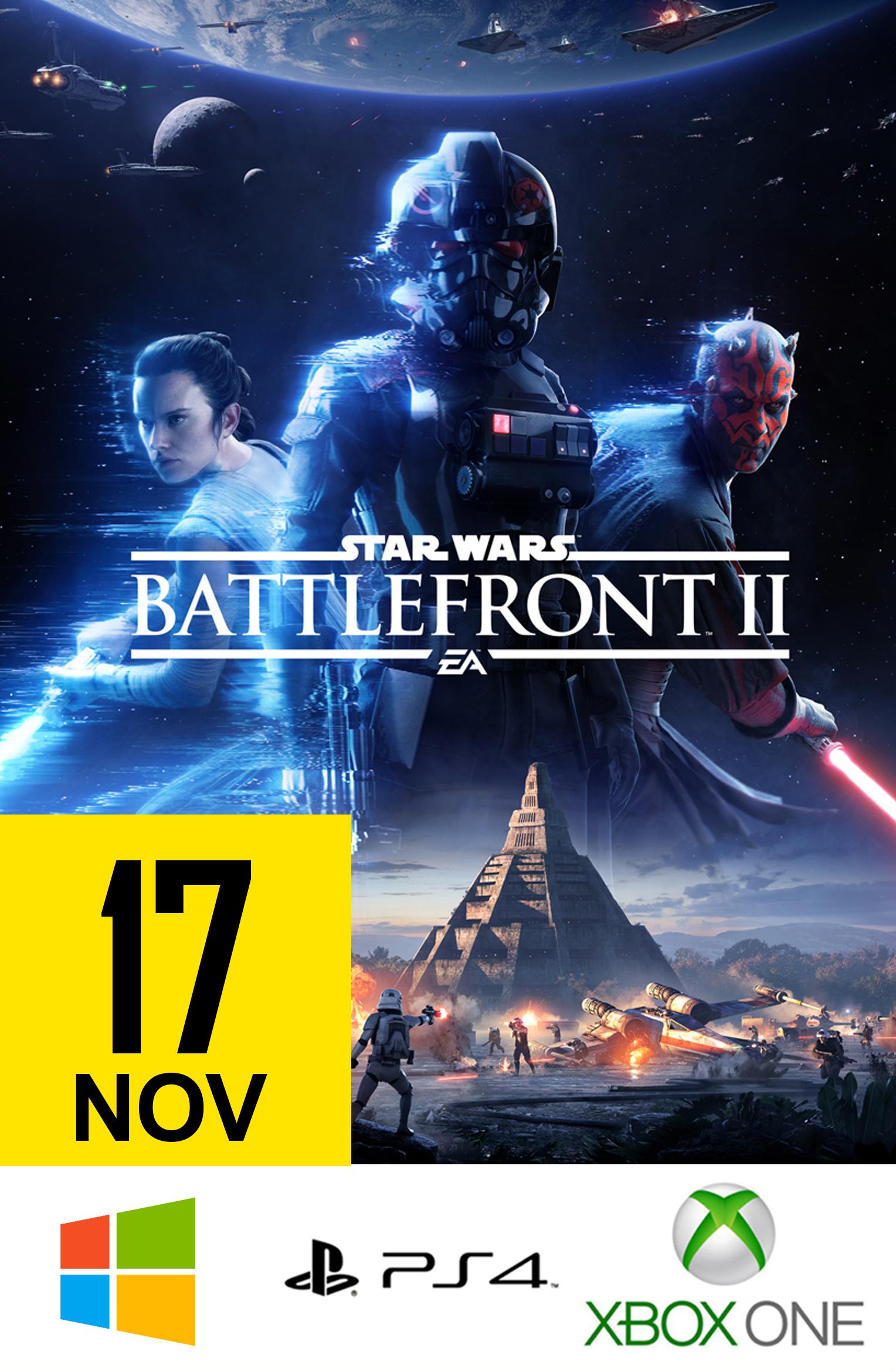 Star Wars – Battlefront 2