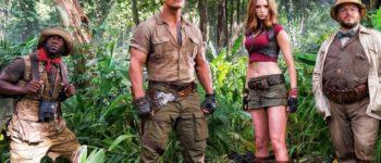 Jumanji 2 | The Rock divulga novo pôster do filme