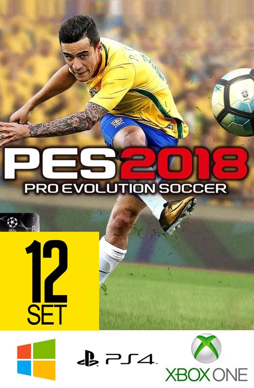 Pro Soccer Evolution 2018