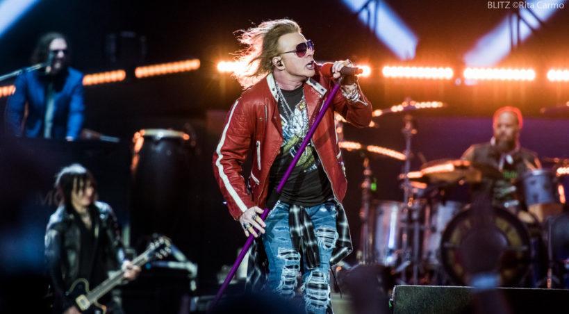 ROCK IN RIO 2017 | AS LENDAS CHEGARAM! Confira o que rolará no show do Guns N' Roses