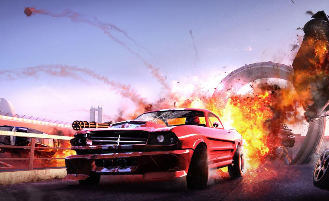 REVIEW | Crashday Redline Edition - Muitos carros, tiros e explosões, o game vale a pena?