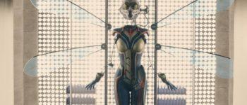 Homem-Formiga e a Vespa | Novas imagens do set mostram Evangeline Lilly com uniforme completo da Vespa