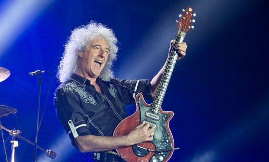 Bohemian Rhapsody | Vídeo mostra Brian May como espectador ao som de We Will Rock You
