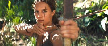 CCXP 2017  |  Warner anuncia painel e traz Alicia Vikander, de Tomb Raider: A Origem para o evento