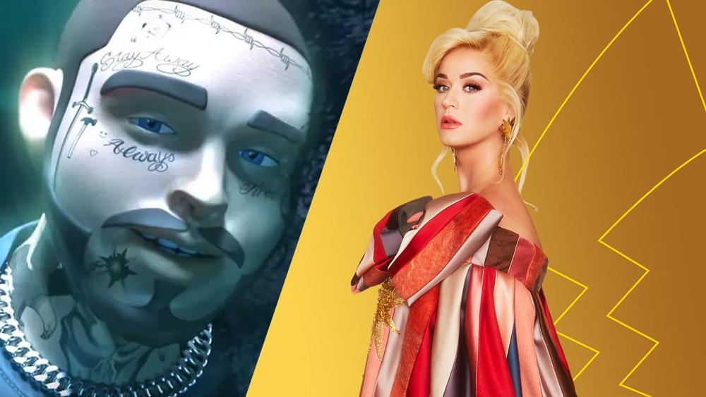 Post Malone fará show virtual para celebrar o 25º Aniversário de Pokémon - Katy  Perry também participará de evento | Acesso GEEK
